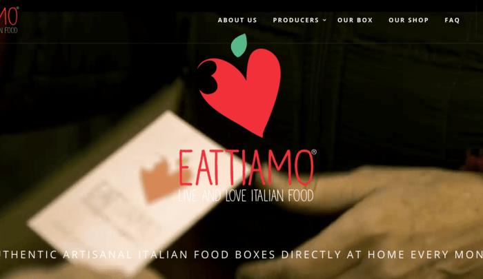 E-commerce Eattiamo