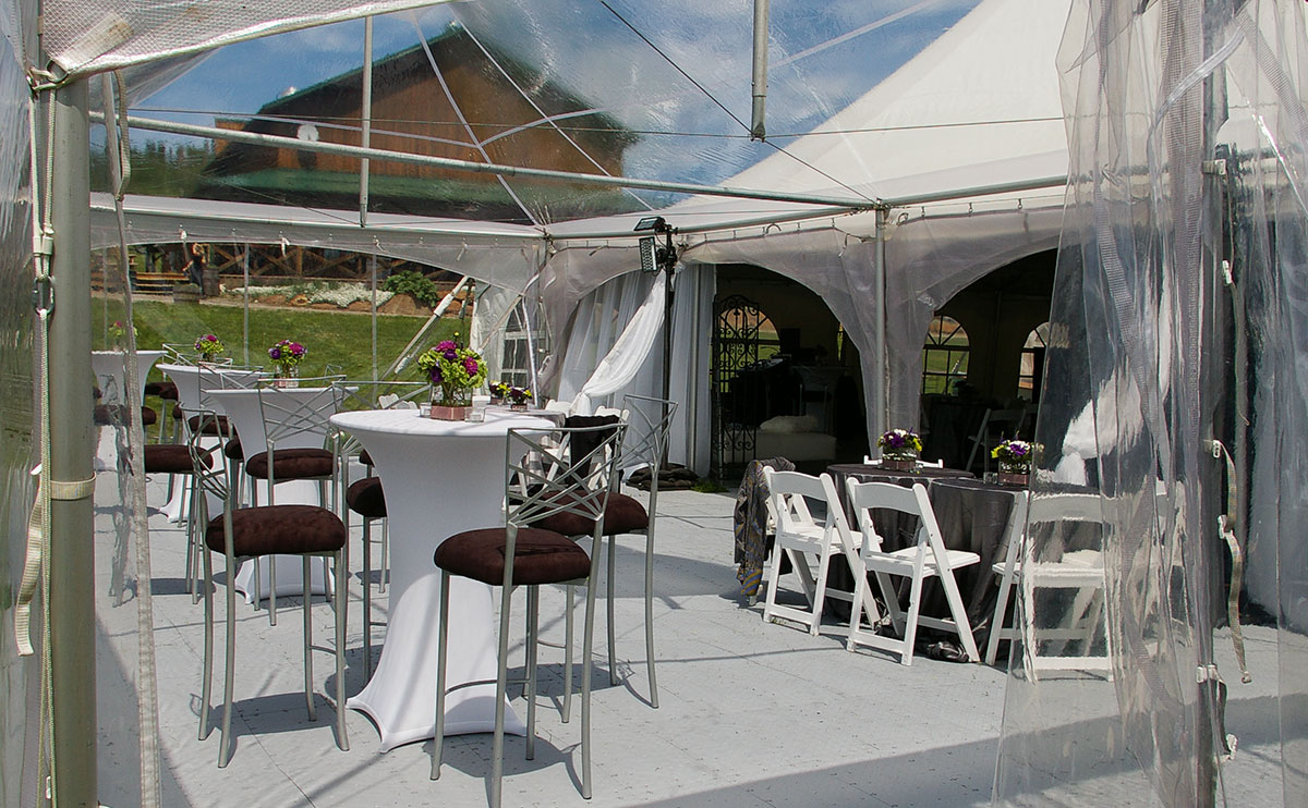 Event Flooring Portable Tent Floors Snaplock Dance Floors