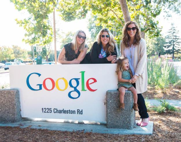 Loved visiting Google this afternoon where a few of ourhellip