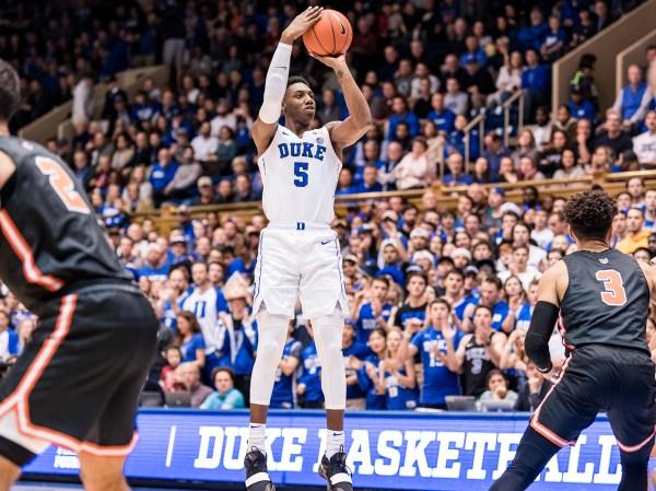 Duke vs Princeton