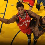 Raptors vs Golden State