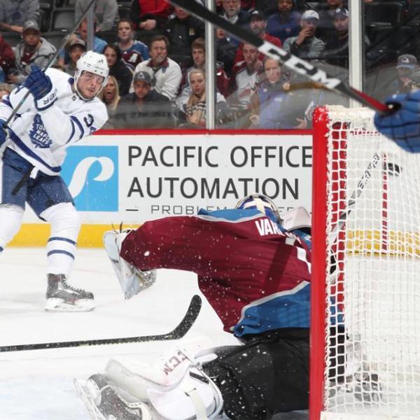 Leafs vs Ava