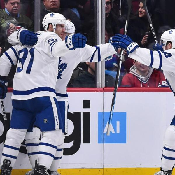 Leafs vs Montreal