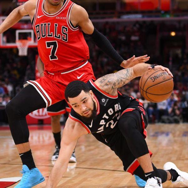 Bulls vs Raptors