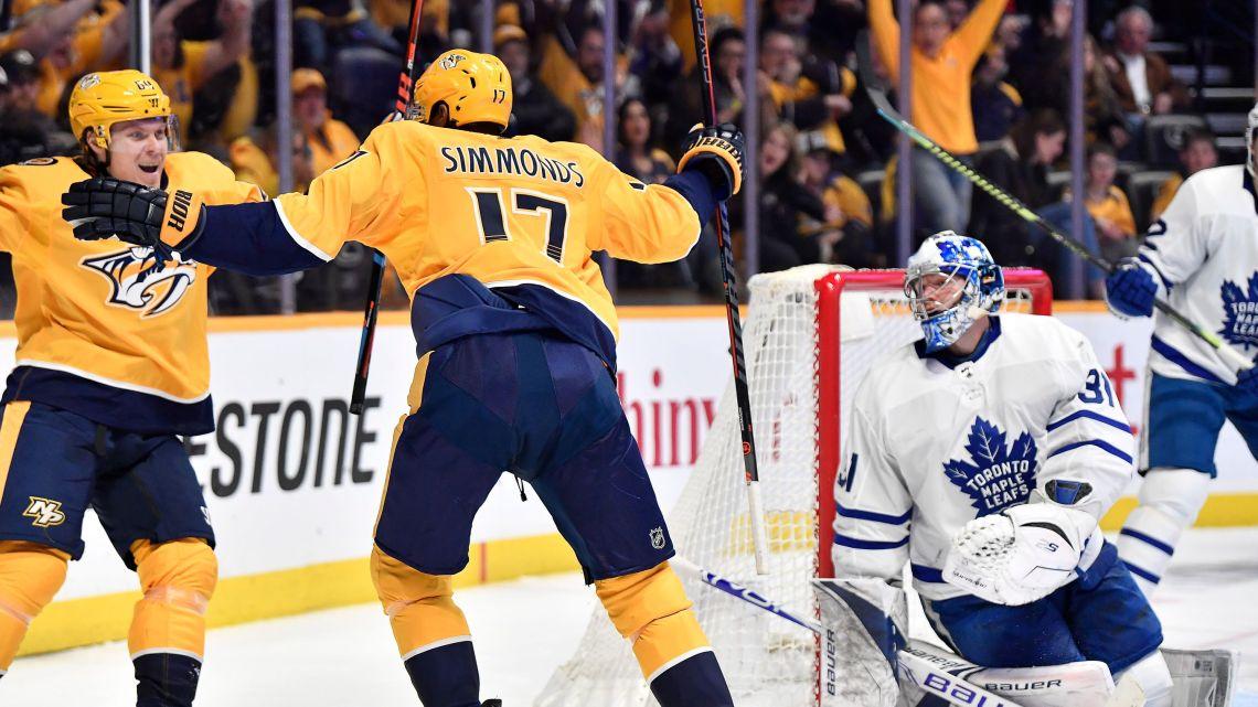 Preds vs Leafs