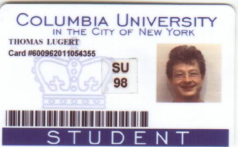 FACT CHECK Did Barack Obama Attend Columbia University as a Foreign - student identification card