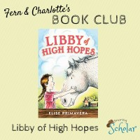 Kids review LIBBY OF HIGH HOPES and find it pretty entertaining