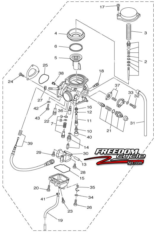 2014 yamaha kodiak 450 wiring diagram
