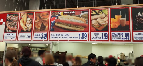 Costco Food Court Australia Snoskred Life In The Country