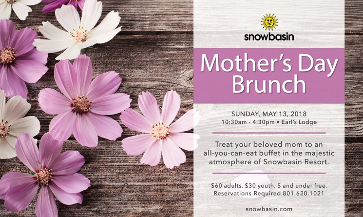 Mother\u0027s Day Brunch Snowbasin - mother's day