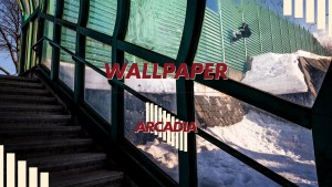 Arcadia Wallpaper Wednesday SNowboarding Transworld 杰西·保罗(Jesse Paul)