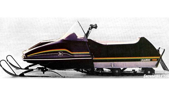 1983 John Deere Liquifire Snowmobilecom