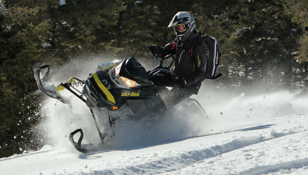 2017 Ski Doo Rev Summit X 850 Review Video Snowmobilecom