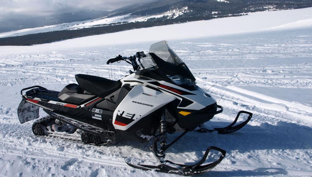2019 Ski Doo Renegade Adrenaline 600r E Tec Review