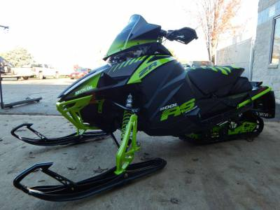 2017 Arctic Cat ZR 6000 129 LTD RS - Roger Skime Edition For Sale : Used Snowmobile Classifieds