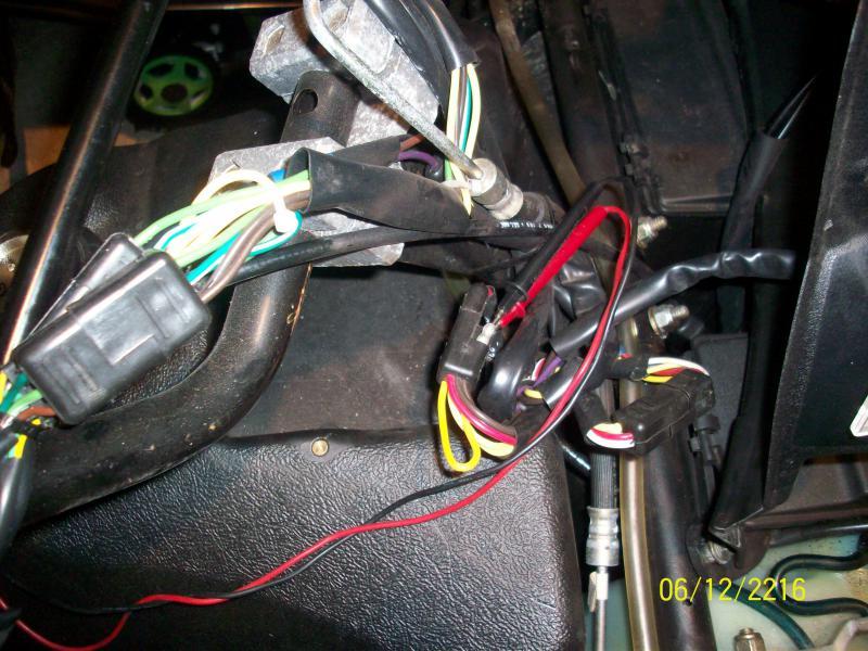 wire harness shield
