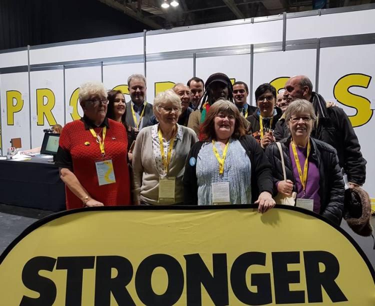 conference delegates 2017