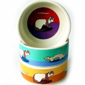 SnuggleSafe ferret bowl