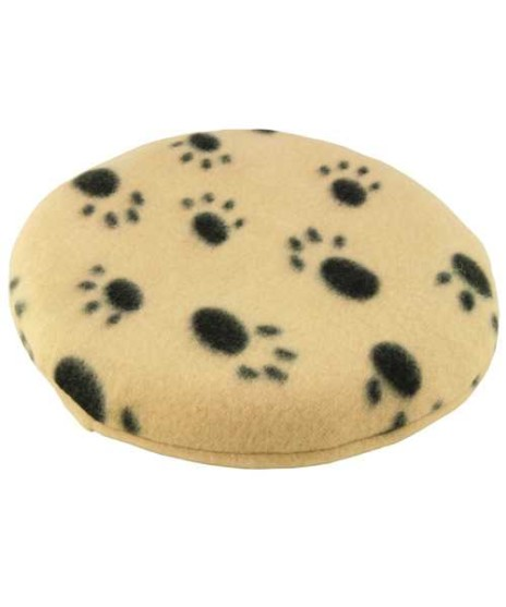 paw print cover