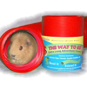 SnuggleSafe 'Way to Go' Tunnel