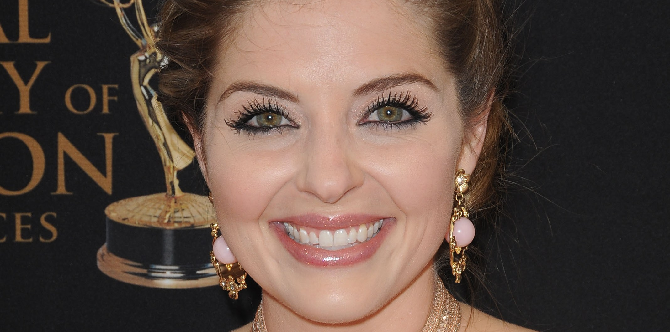 Jen Lilley 43rd Annual Daytime Emmy Awards Arrivals at the Westin Bonaventure in Los Angeles, Ca on Sunday May 1, 2016 5/1/16 © Jill Johnson/jpistudios.com 310-657-9661
