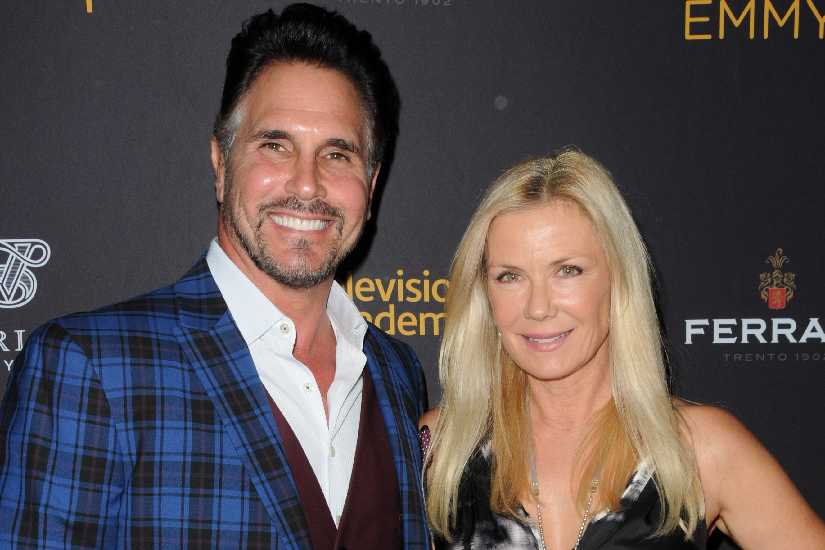 Don Diamont, Katherine Kelly Lang