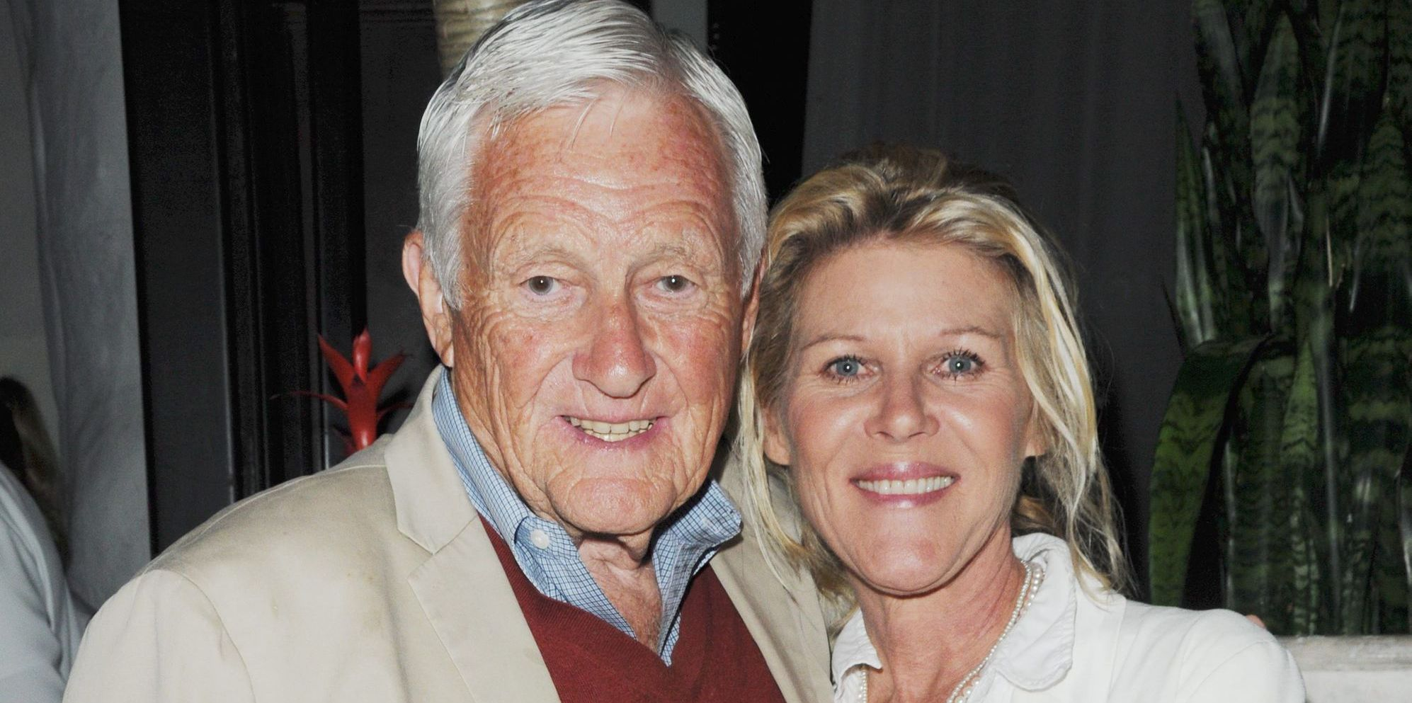 Alley Mills, Orson Bean The Bold and the Beautiful Celebrates their 27th Anniversary Red O Restaurant Los Angeles, CA 4/12/14  © Jill Johnson/jpistudios.com 310-657-9661