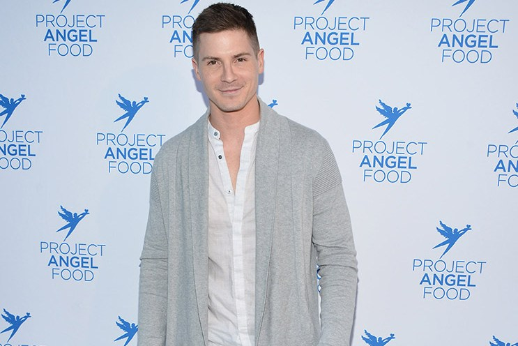 LOS ANGELES, CA - SEPTEMBER 17:  Robert Palmer Watkins attends the Project Angel Food's Angel Awards 2016 Honoring Lisa Rinna, Mitch O'Farrell & Joseph Mannis, ESQ on September 17, 2016 in Los Angeles, California.  (Photo by Araya Diaz/Getty Images for Project Angel Food)