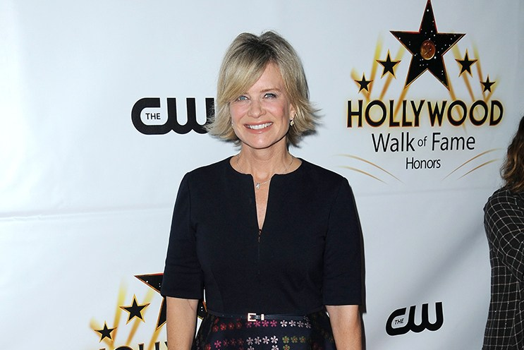 Mary Beth Evans Hollywood Walk of Fame Honors Taglyan Complex Los Angeles, CA 10/25/16  © Jill Johnson/jpistudios.com 310-657-9661