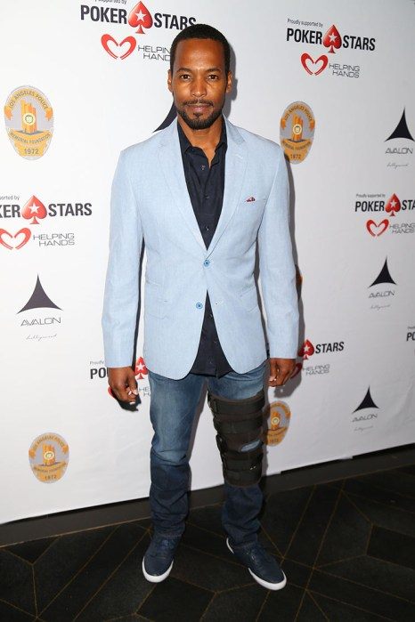 Los Angeles Police Memorial Foundation Celebrity Poker Tournament & Party - Arrivals