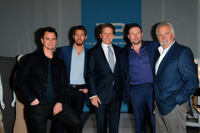 The Bold and the Beautiful Original Full Script Reading and Panel with Bradley Bell