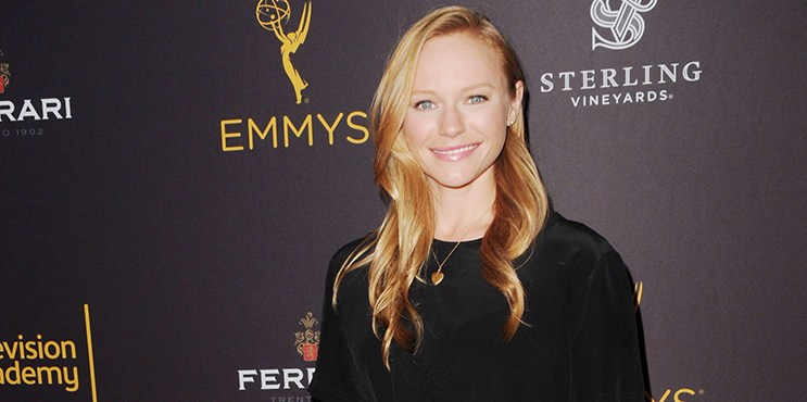 Marci Miller Stars of Daytime TV Celebrate Emmy Awards Season at Exclusive Red Carpet Event Television Academy- Saban Media Center North Hollywood, CA 8/24/16  © Jill Johnson/jpistudios.com 310-657-9661