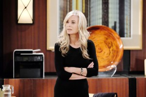 "Eileen Davidson ""The Young and the Restless"" Set CBS television City Los Angeles 09/16/16 © Chris D/jpistudios.com 310-657-9661 Episode # 11041 U.S. Airdate 10/28/16"