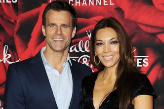 Cameron Mathison, Vanessa Arevalo Hallmark Channel and Hallmark Movies & Mysteries Winter 2017 TCA Press Tour Event The Tournament House Pasadena, CA 1/14/17  © Jill Johnson/jpistudios.com 310-657-9661