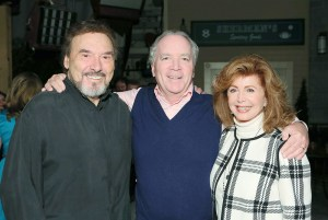 "Joe Mascolo, Suzanne Rogers, Ken Corday ""Days of our Lives"" Set Says Goodbye to Alison Sweeney after 21 Years NBC Studios Burbank 05/23/14 © Howard Wise/jpistudios.com 310-657-9661"