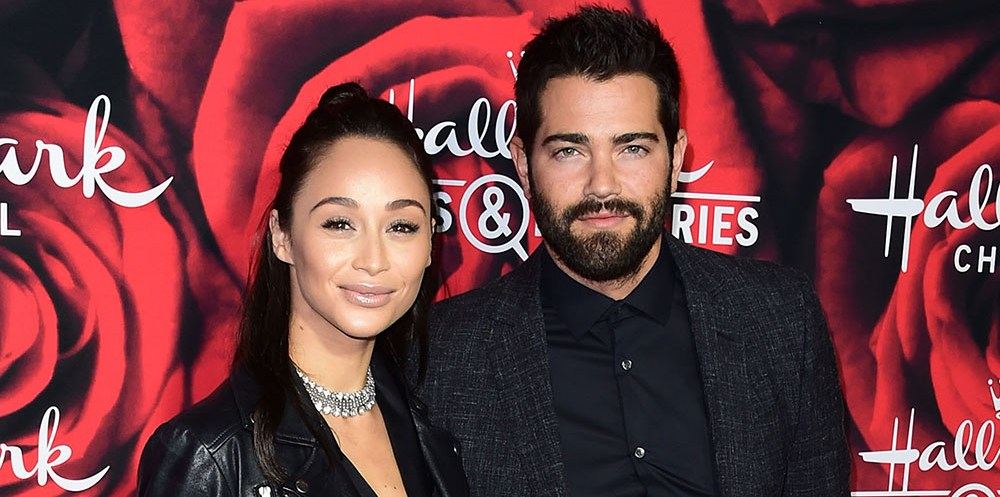 Jesse Metcalfe & Cara Santana Hallmark Channel Winter 2017 TCA Press Tour Party Held at The Tournament House on January 14, 2017. @AFF/SC/Steven Bergman