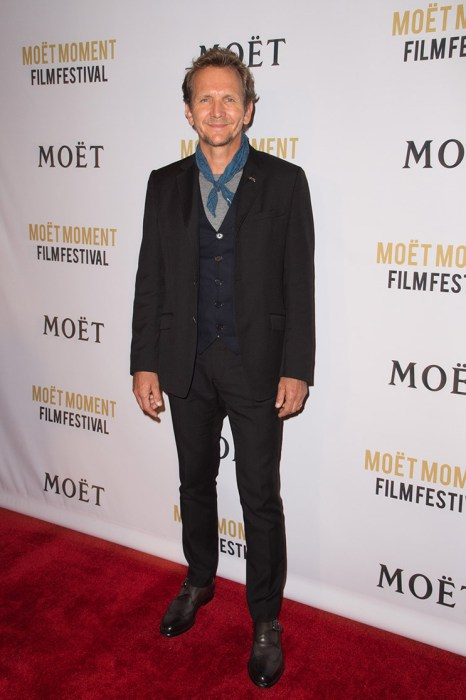 Moet And Chandon Celebrates 2nd Annual Moet Moment Film Festival And Kick Off Of Golden Globes Week - Arrivals
