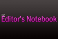 Editor's Notebook: Interviews Coming Soon
