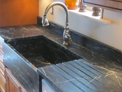 Custom Bathroom Countertops Remnant Soapstone Countertops and Sinks - Discounted