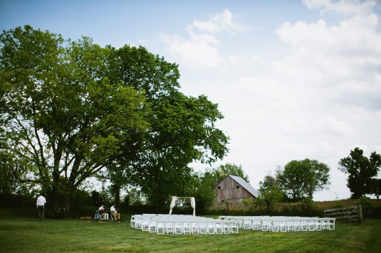 Marriage Mission Statement, Barn Wedding, Field Wedding, Wedding Ceremony by a tree