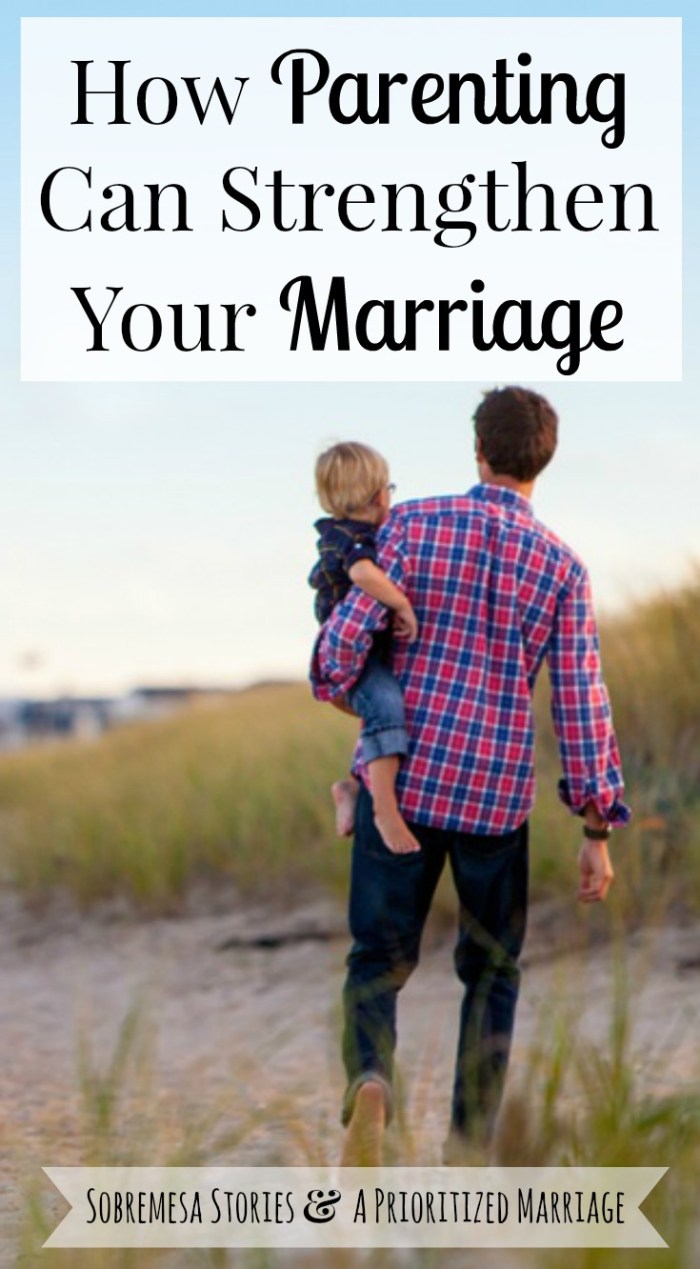 Parenting is challenging but it can strengthen your marriage in all the ways listed here!