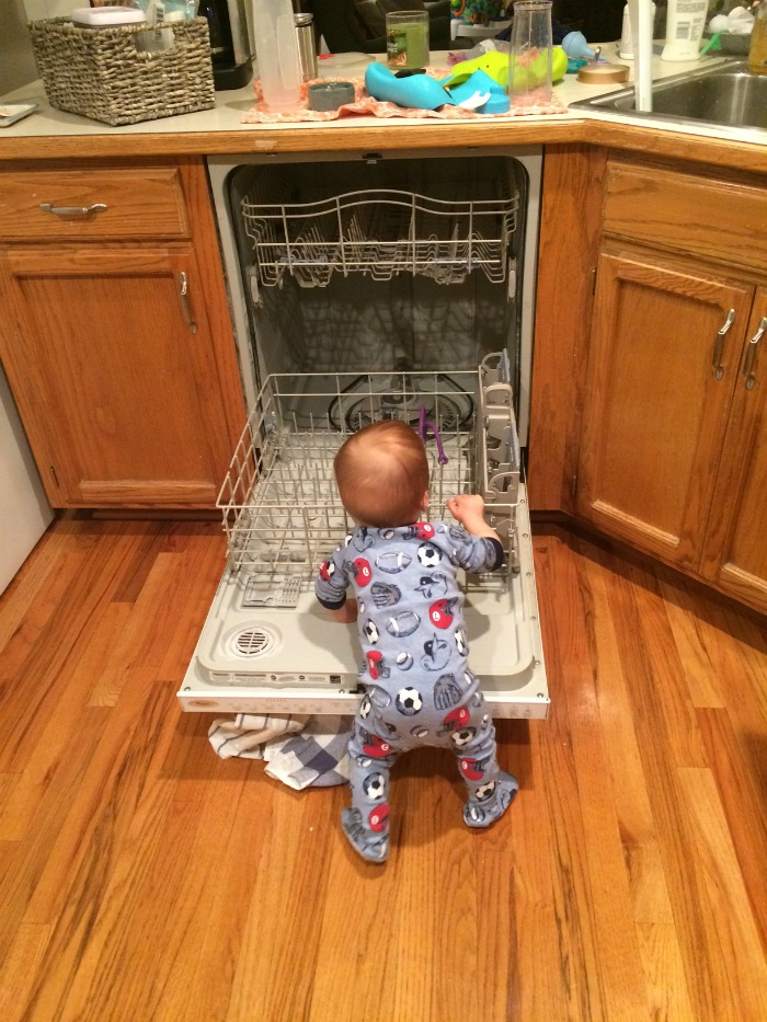 Caleb Dishwasher