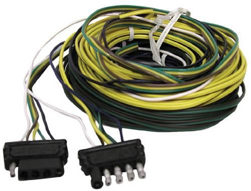 Optronics 5-Way Trailer Wiring Harness 25\u0027 - A-255Wh