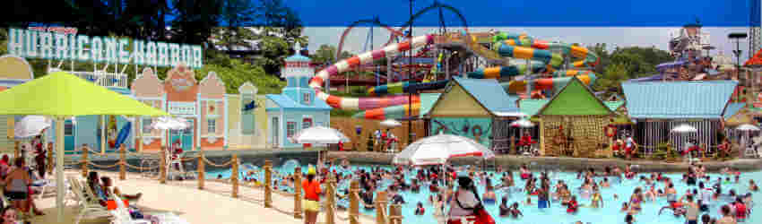 Six Flags Hurricane Harbor Los Angeles SocalThemeParks