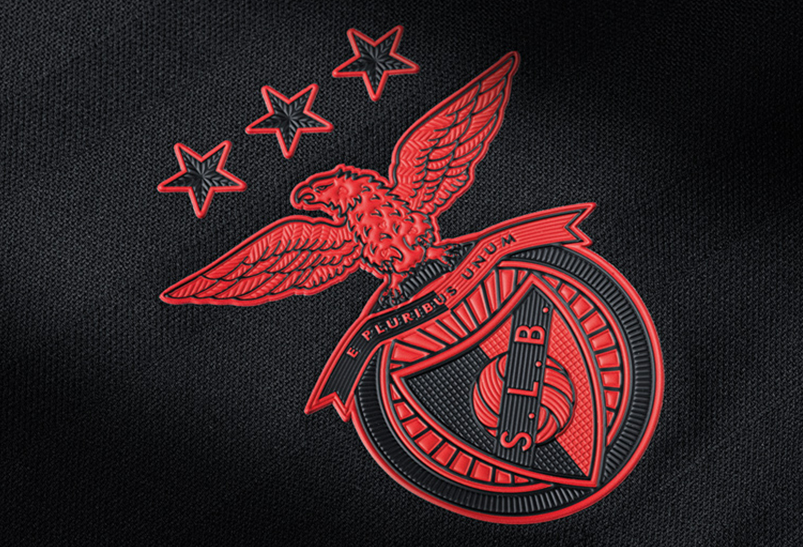 Wallpaper Design Black Sl Benfica Reveal 2016 17 Home And Away Jerseys Soccer365