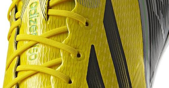Adidas adiZero Textured Upper