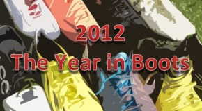 The Year in Review 2012 – SoccerCleats101 Style
