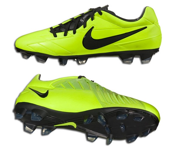 Citron Yellow Nike T90 Laser IV