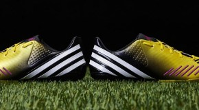 Adidas Predator LZ &#8211; Vivid Yellow/Vivid Pink