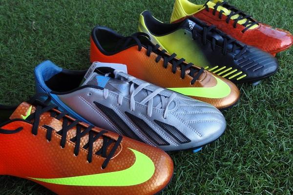 Mid Range Soccer Cleats
